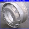 Truck tire steel wheel