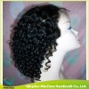 Curly Afro Wigs for Black Women Human Hair Lace Front Wigs