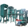 Large Capacity Gypsum Powder Production Line / High Pressure Gypsum Powder Making Machine ,Raymond Pulverizer, Raymond Mill