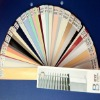 Color Coated Aluminum Slat Coil for horizontal and vertical blinds