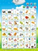 Educational / Learning Wall Charts with Sound Vietnam/Can be customized language countries