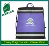 eco-friendly non-woven drawstring bag