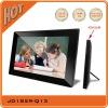 18.5 inch Full HD Movie Digital photo frame with black mirror