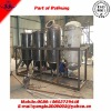 Small refinery for crude cooking oil refinery machine