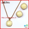 TB0682 Jingmei 2013 Gold Plated Enamel Necklace Sets