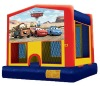 bouncy castles inflatable cars theme A2006