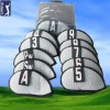 Full Set Golf Iron Headcovers
