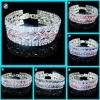 Crystal bracelet.silver crystal bracelet.bangle crystal bracelet