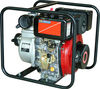 air-cooled 4-stroke agricultural irrigation diesel water pump