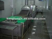 Shrimp freezing processing line equipment