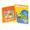 Elegant Hardcover Child Book