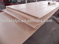wood plastic board products