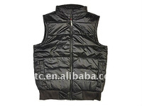 stand up collat jacket without sleeve