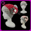 Fashion handmade winter hats caps RQ-135