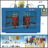 automatic extrusion blow molding machine with PLC