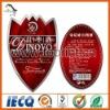 Elegant synthetic paper wine label printing
