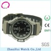 Sports leisure quartz silicone sports watch