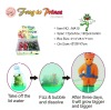Novelty Frog to Prince Growing Toy for Kids