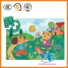promotion play children paper craft diy jigsaw puzzles