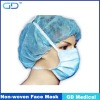 3-Ply Disposable Face Mask With Ear-Loops