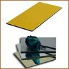 mirror fireproof aluminium plastic composite panel