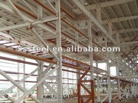 Light weight truss system