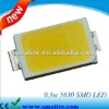 white smd 5630 led for lighting