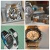 titanium watch in store