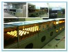 Full-closed led lamp/bulb aging line professional made