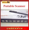 Factory agent Wireless Mini Portable push-button scanner SkyPix TSN410 support TF card memory storage scanner color scanner