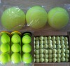 Various High-end Custom Tennis Ball, packed in bag or tube ( For match, or training)