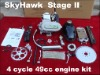 Sell 4 Cycle 49cc Bike Engine Kit