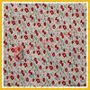 cotton spandex weft circle knitted single jersey for girls teen-agers flower bright color printed design