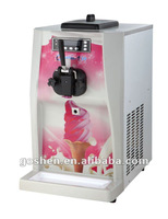 new model one flavor table top ice cream maker