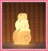 Lovely 3 Pig Gift Lamp