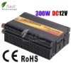 300W Pure sine wave inverter,Solar power inverter,DC12V to AC100~120/220~240V,CE&ROHS Approved