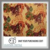 hot sell embossed flock fabric