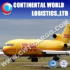 DHL COUIER ALL Express BRAZIL from SHENZHEN to SAO PAULO south America
