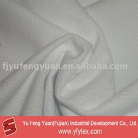 100%polyester tricot brushed fabric