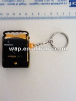 Hot-sale keyrings for promotions medtronic lifepak defibrillator box with cpr mask included