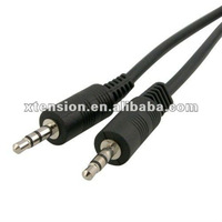 3.5mm AUX Male to Male Stereo Cable 3FT 1M for iPhone iPad iPods