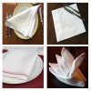 4.4OZ Linen cotton napkin
