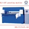 Double feeding automatic cutting machine