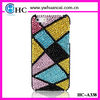 For iphone 5 rhinestone diamond bling hard case