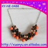 fashion grape beads necklace