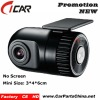 No Sreen Mini Size HD720P H.264 New Car Dvr Camera