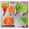 Plastic 7.5 inch throw and catch ball