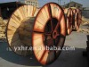 any sizes steel and wood made wooden craft spools
