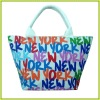 2012 City Name Souvenir Tote Shopping Handbag Bag