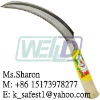 "6.5"" sickle farm tool for Middle East Market"